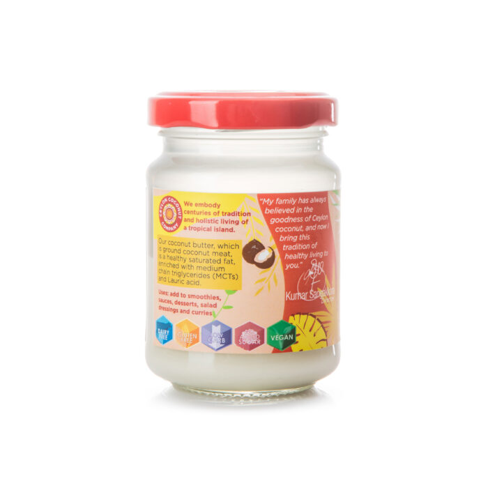ORGANIC COCONUT BUTTER